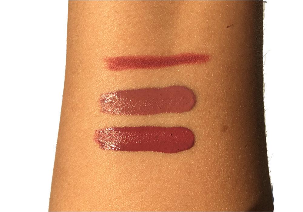 Contour & Strobe Lip Set by Huda Beauty #16
