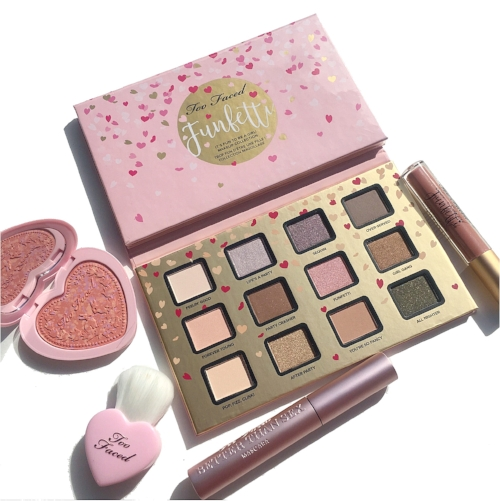 Too Faced Funfetti Collection and Giveaway