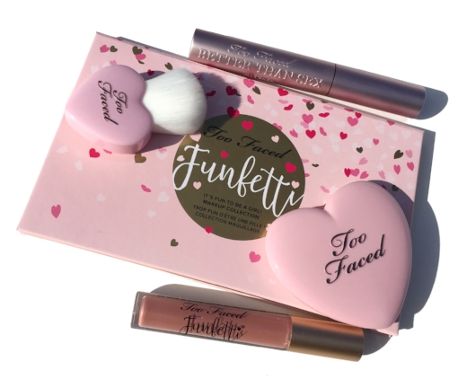 Too Faced Funfetti Collection HSN.JPG
