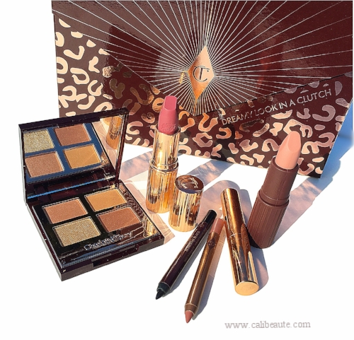 Charlotte Tilbury Dreamy Look in a Clutch