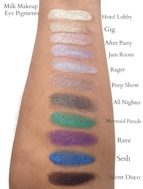 Milk Makeup Eye Pigment Swatches.JPG