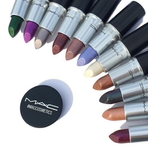 MAC Metallic Lipstick.JPG