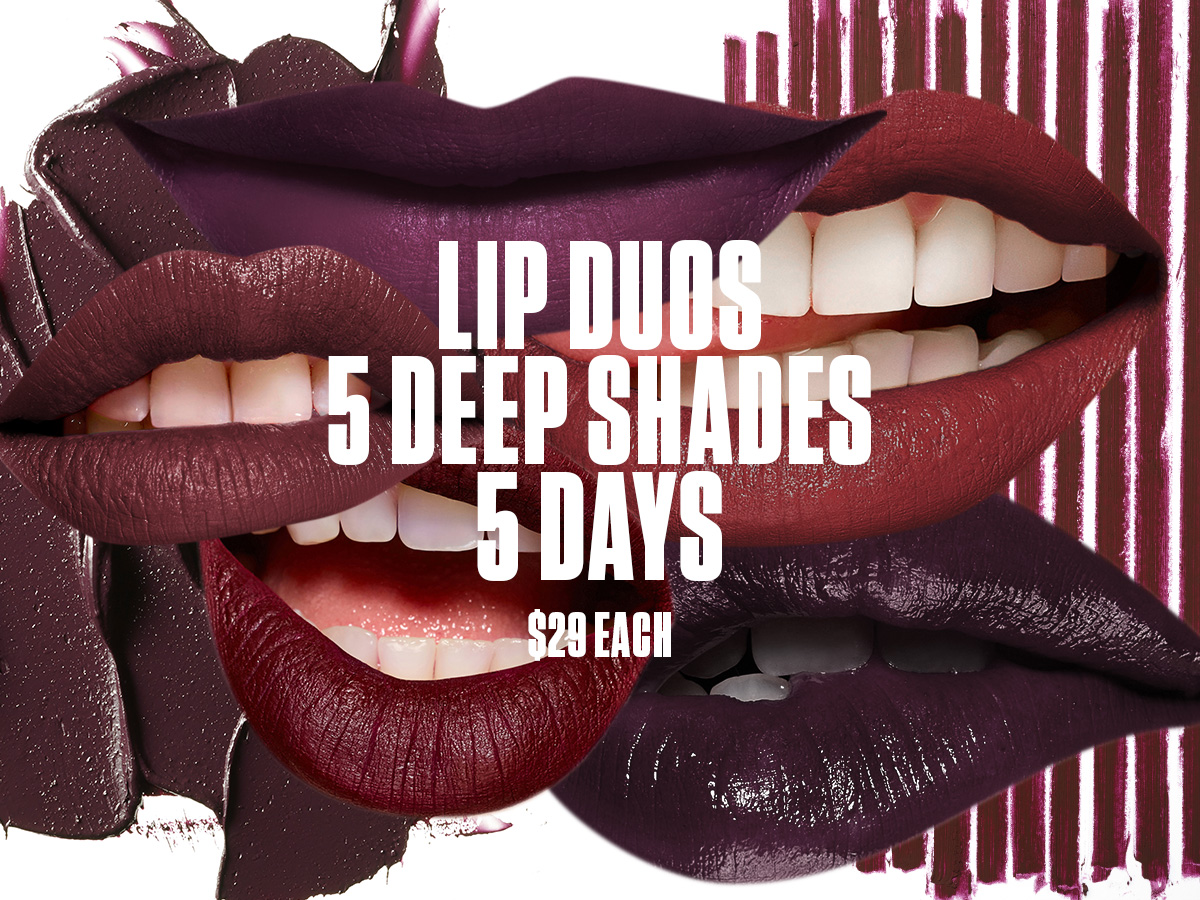 MAC Lip Duos 2017