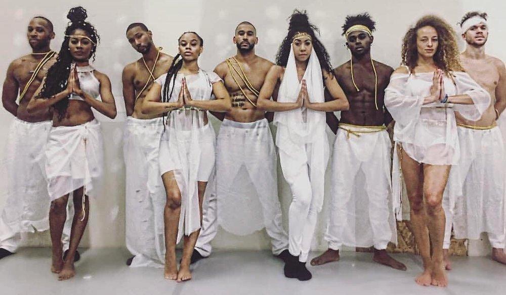 "Dancers for Keke Palmer ""Hands Free"" Music Video"
