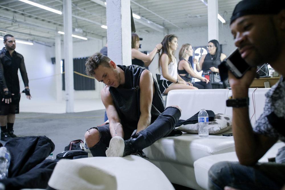 "BTS Jean Watts ""Spirit Animal"" Music Video"