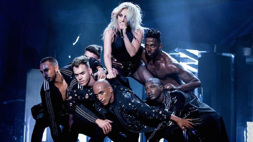 Coachella 2017 with Lady Gaga