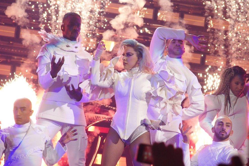 """Bad Romance"" at Joanne World Tour"