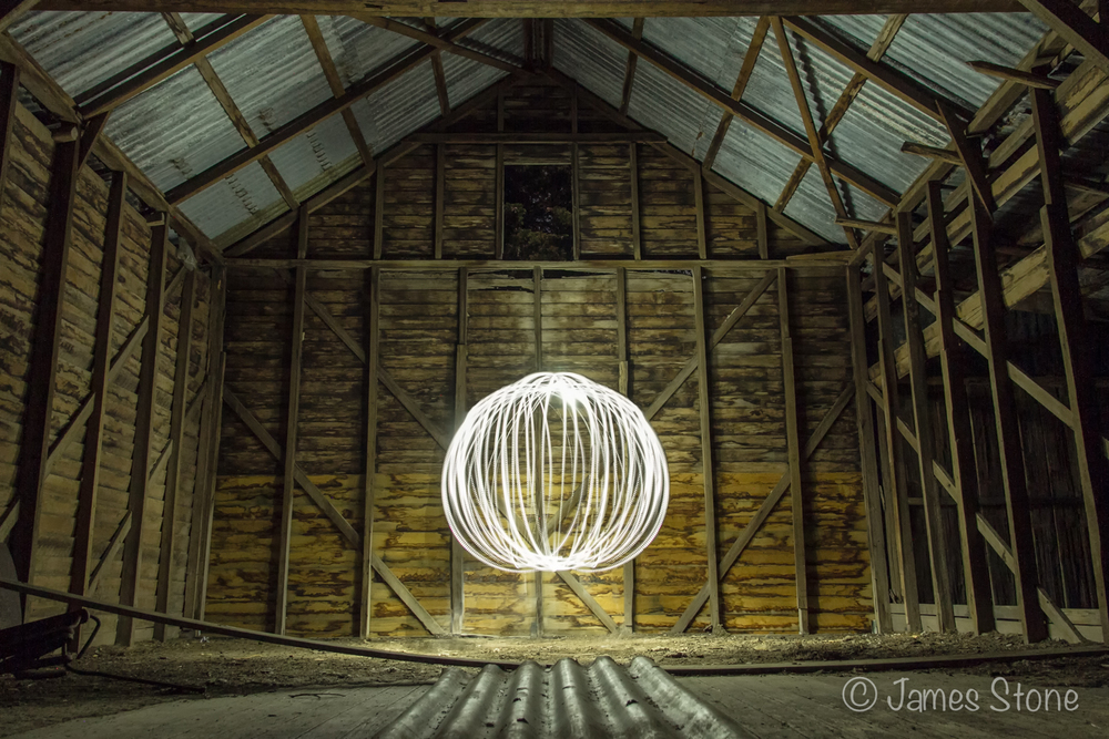 Shearing shed orb