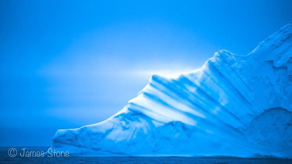 Blue Berg
