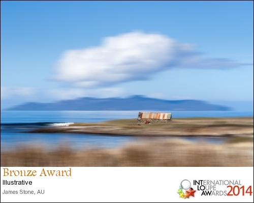 Loupe Award - Bronze - Boatshed Blur
