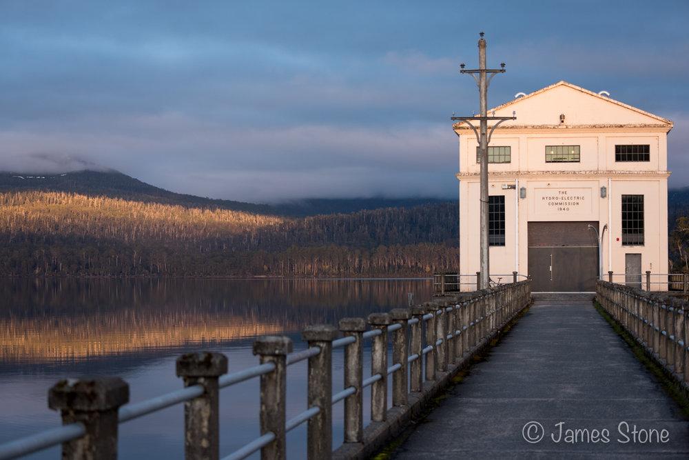 Lakehouse Dawn
