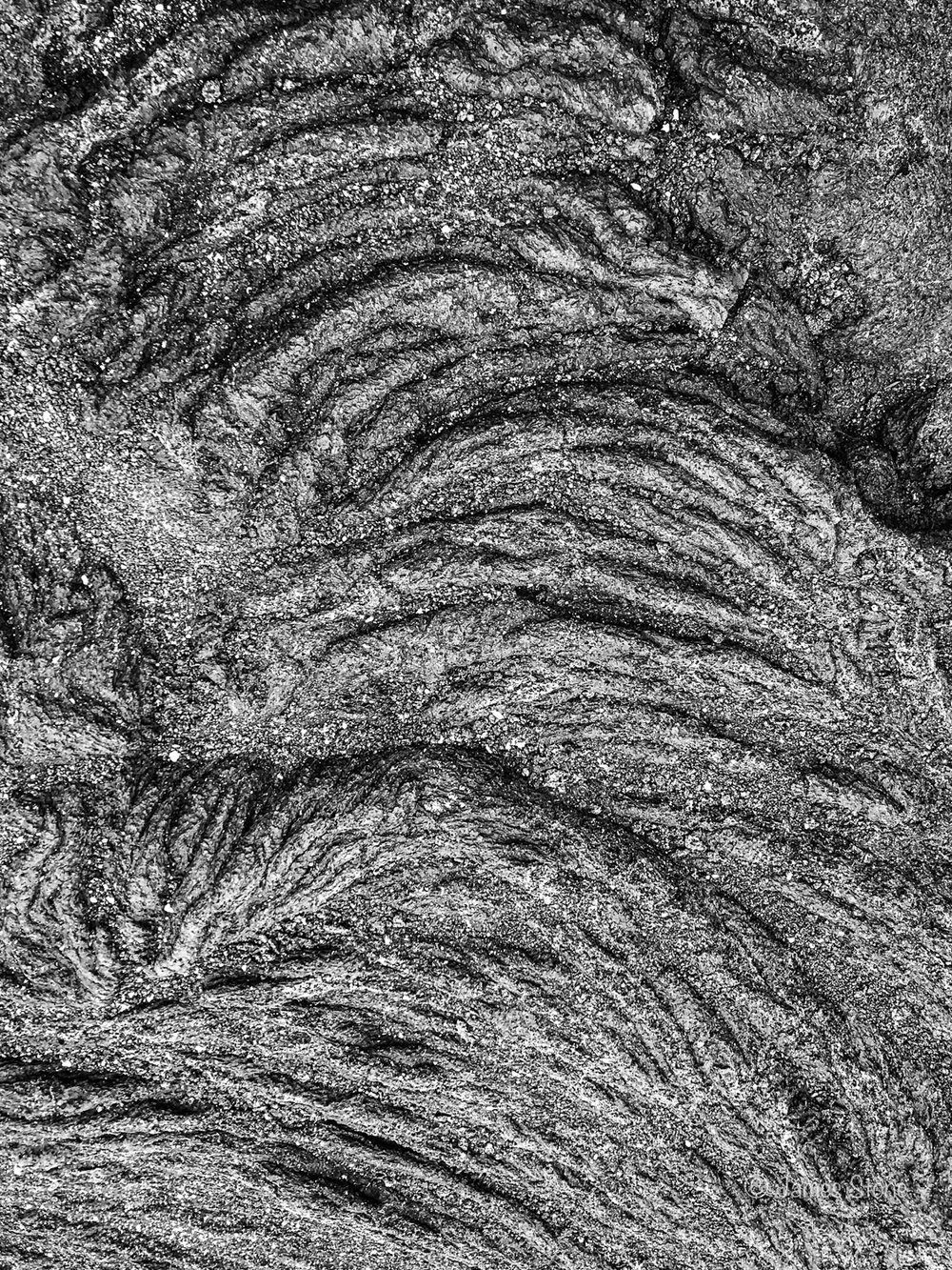 Pahoehoe lava textures 1