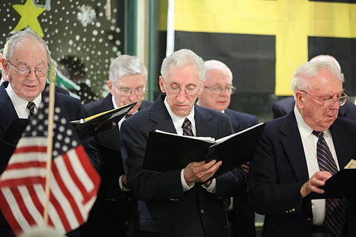 St. David's Welsh Male Chorus