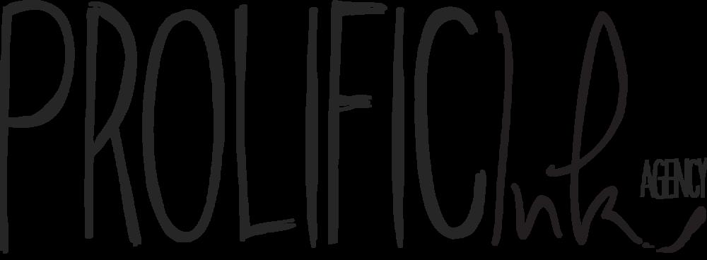 Prolific Ink Agency Logo