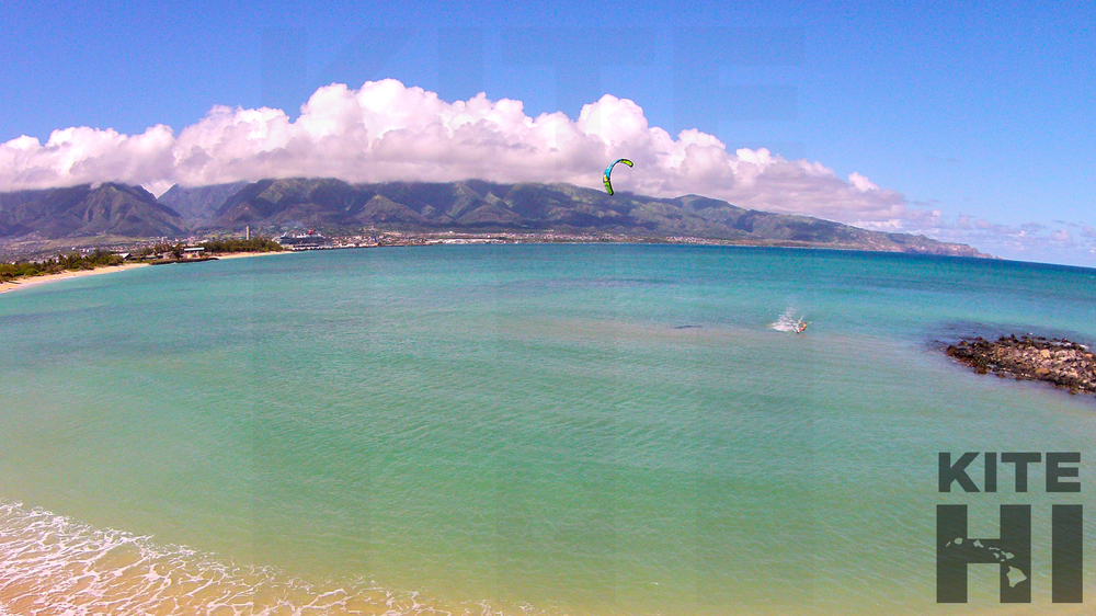 Pro Pool Kite Beach Maui Raquel riding copy.jpg