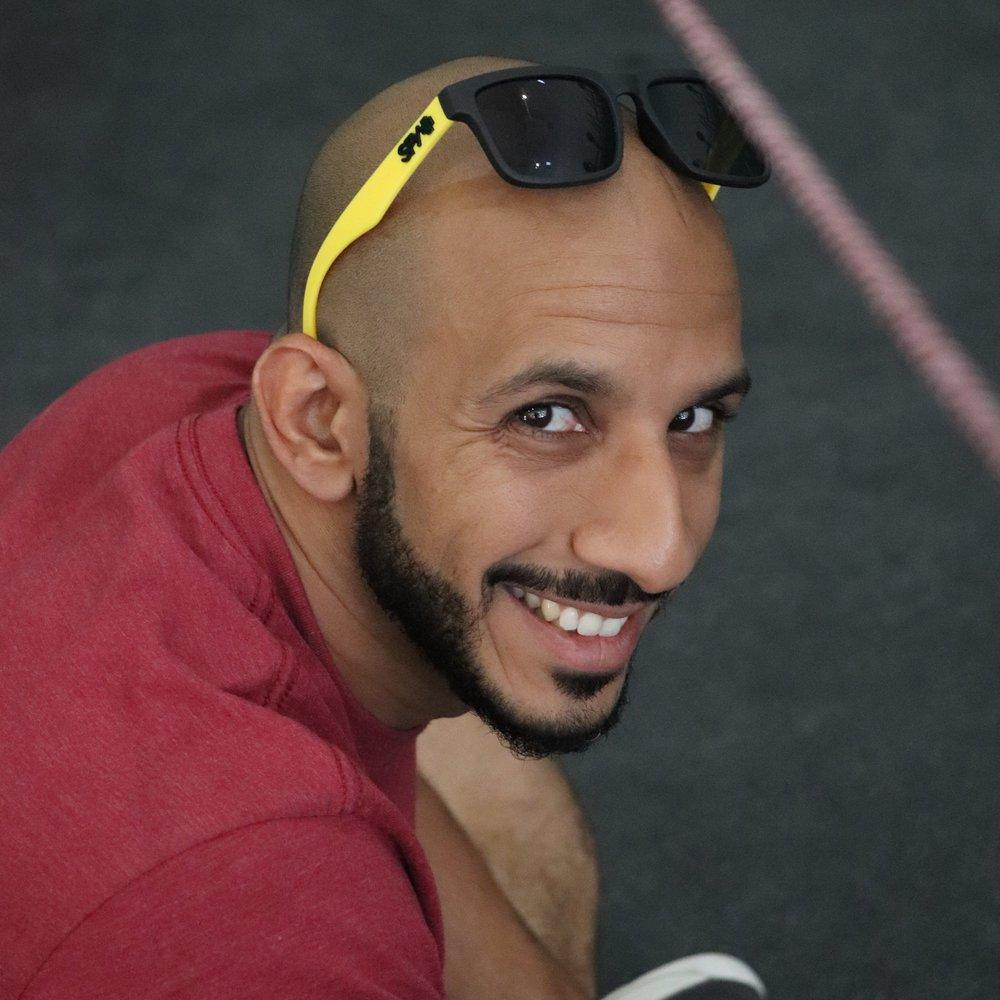 Suhaib - Coach