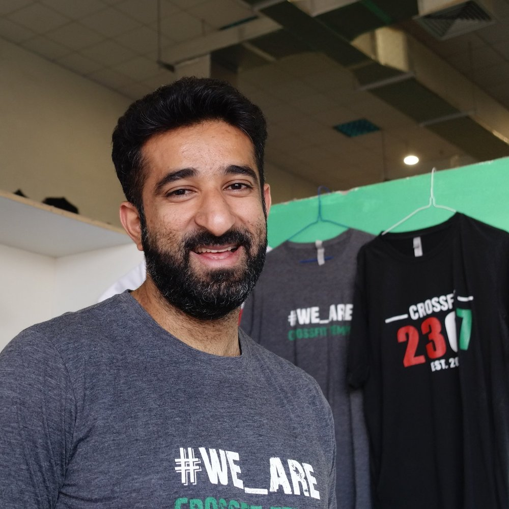 Mohamed - Assistant Coach / Admin