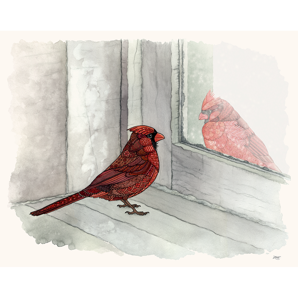 """""""OH BRING US SOME FIGGY PUDDING, OH BRING US-"""" """"I don't have any figgy pudding, Tim, I'm a cardinal. Now help me get this force field down.""""   Original available for sale - $150, 11"""" x 14"""" Shop prints and products on  Society6  and  Redbubble   References by:  Audreyjm529 ,  BigDumpTruck , and  William Klos ."""