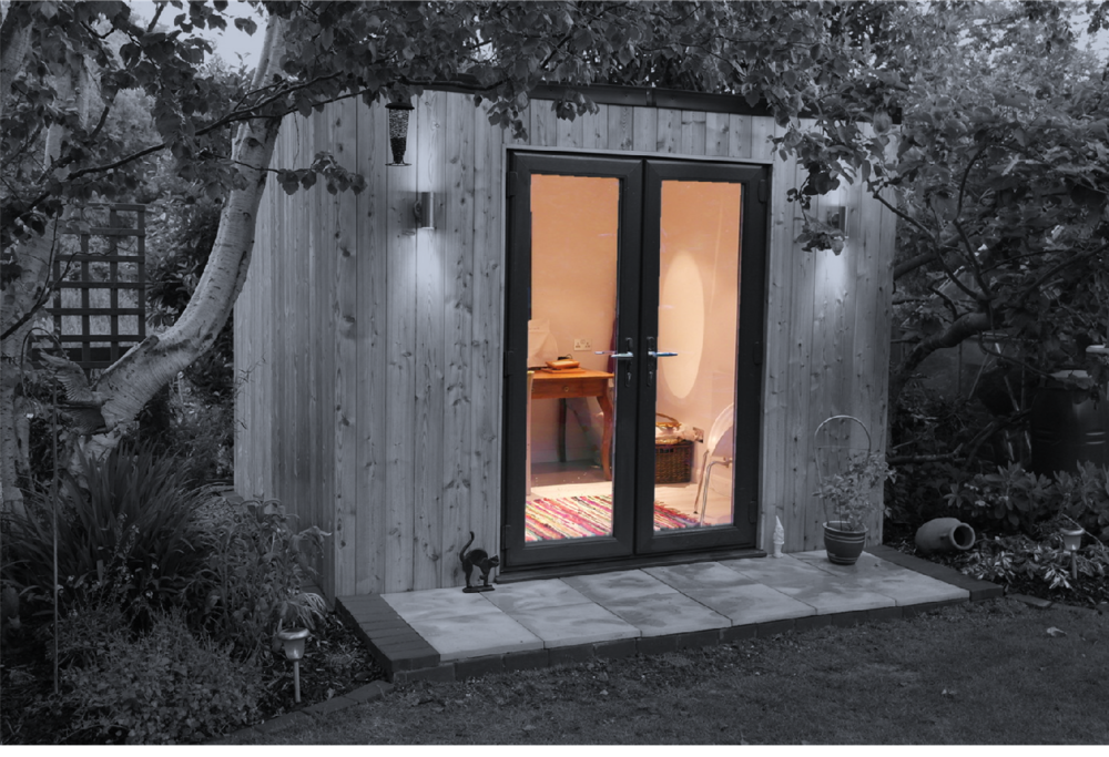 Insulation Performance - One of the most important features of a garden room and critical to ensuring comfortable use of your new space, 365 days a year. Read about why we use polyurethane insulation and SIPs.