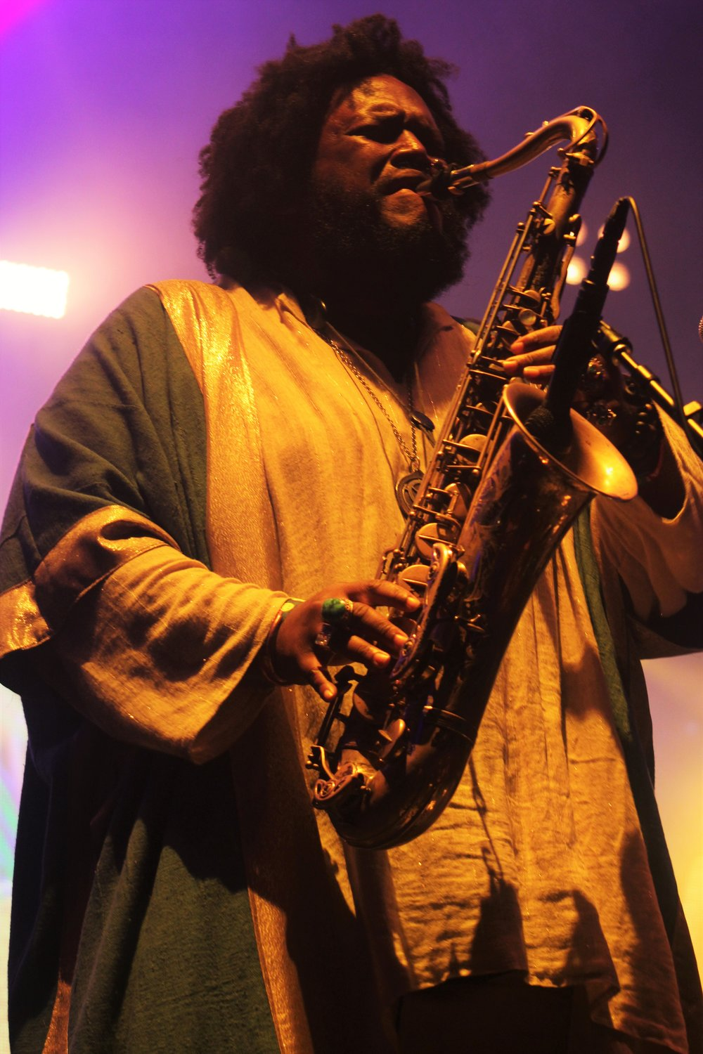 Kamasi Washington at Okeechobee Music Festival