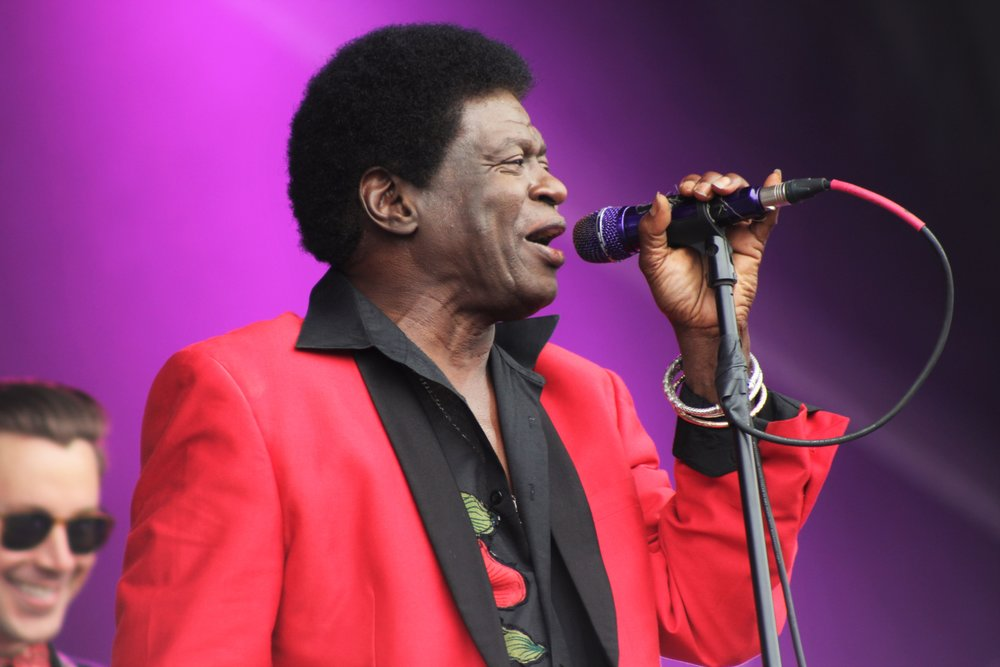 Charles Bradley at The Meadows NYC