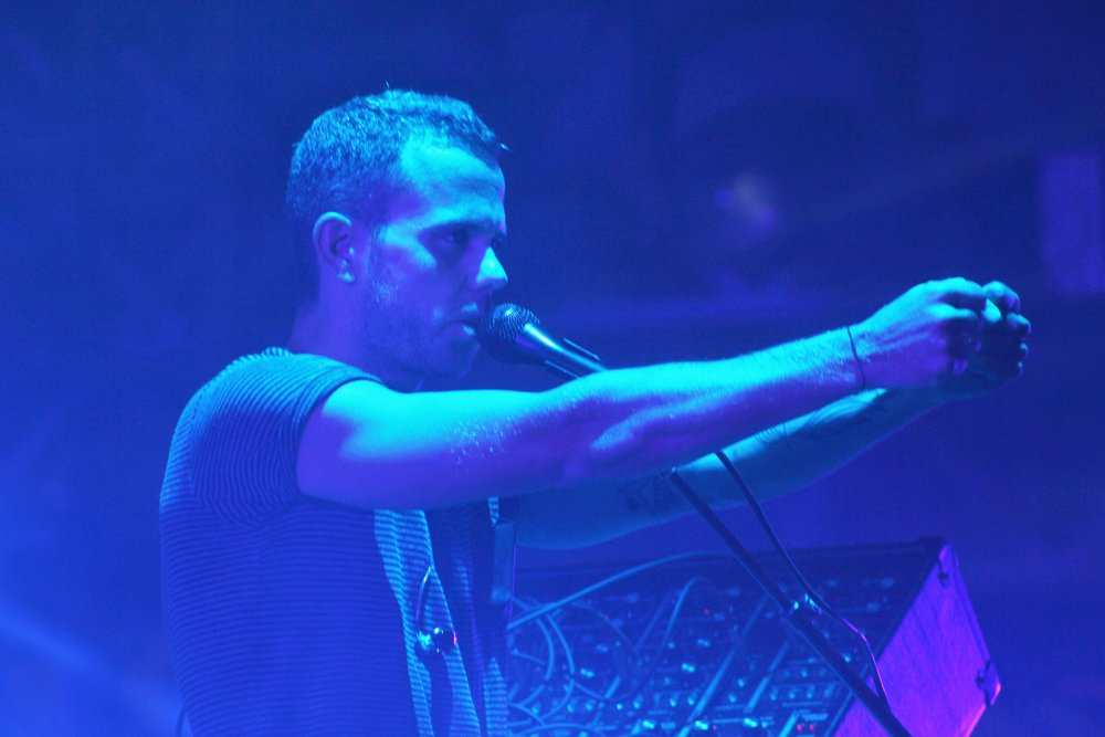 M83 at iiiPoints Music Festival