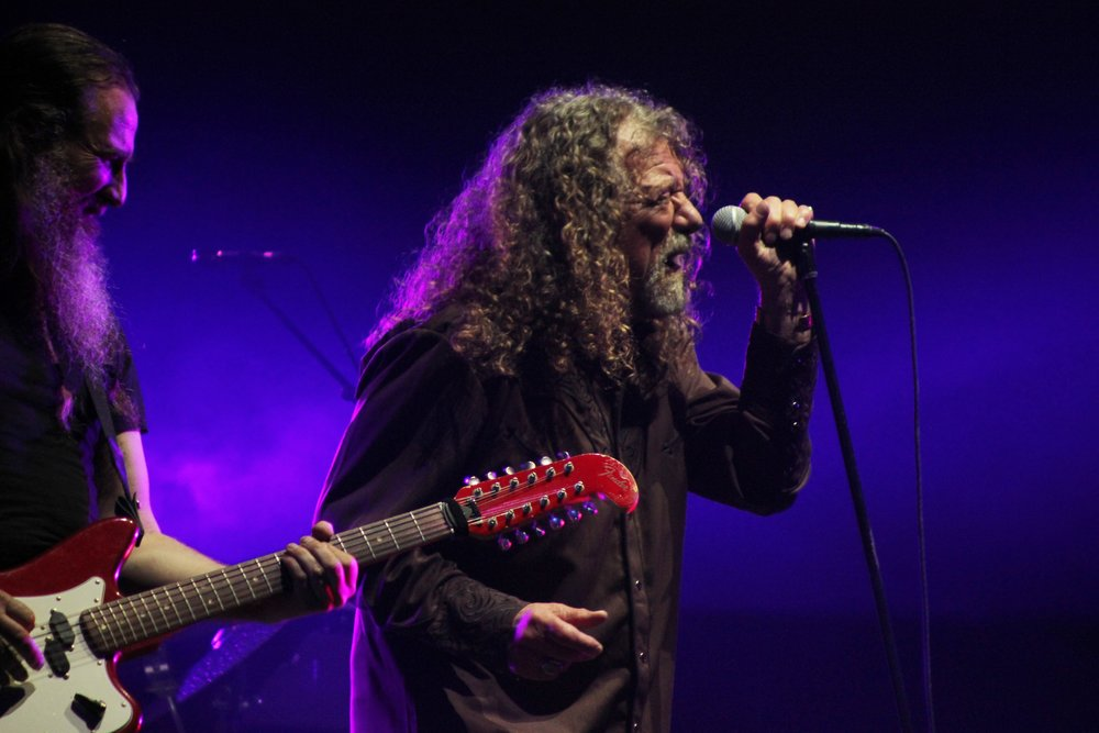 Robert Plant at Okeechobee Music Festival
