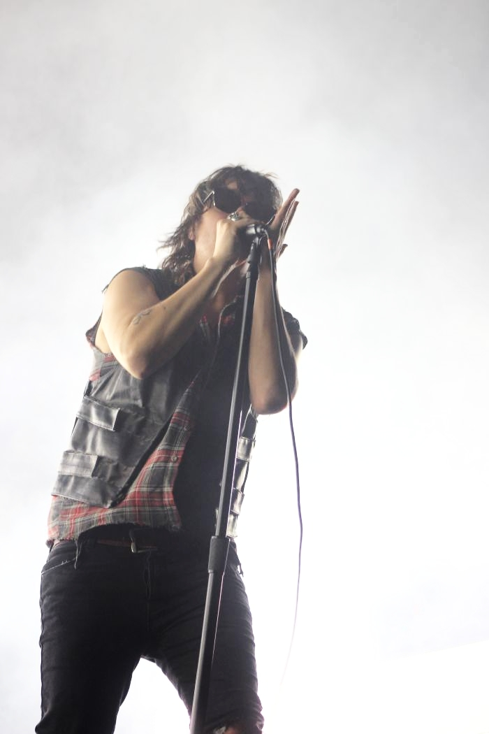 The Strokes at Governor's Ball