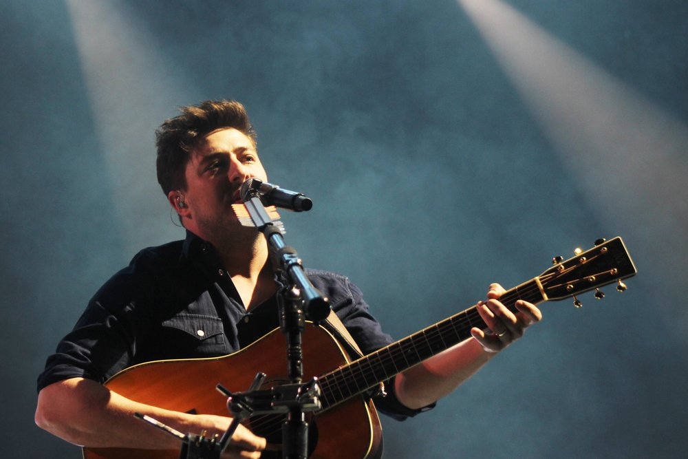 Mumford and Sons at Okeechobee Music Festival