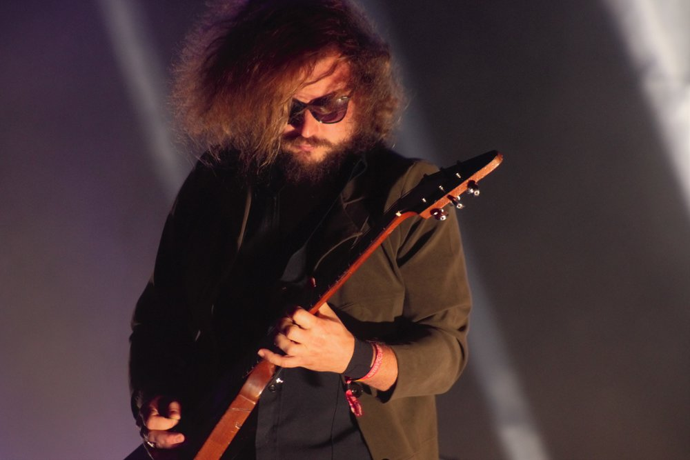 My Morning Jacket at Hulaween