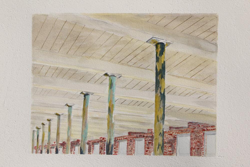 watercolor column study (dim - 7.75x10in).jpg