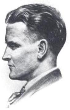 Scott Fitzgerald nel 1921