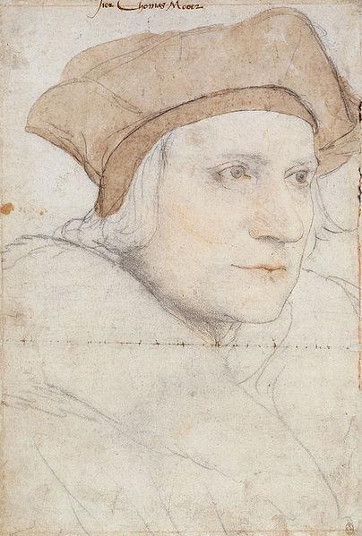 Thomas More. Fra le sue particolarità, diede una educazione raffinata anche alle sue figlie.