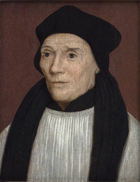 Una copia posteriore del ritratto fatto da Holbein