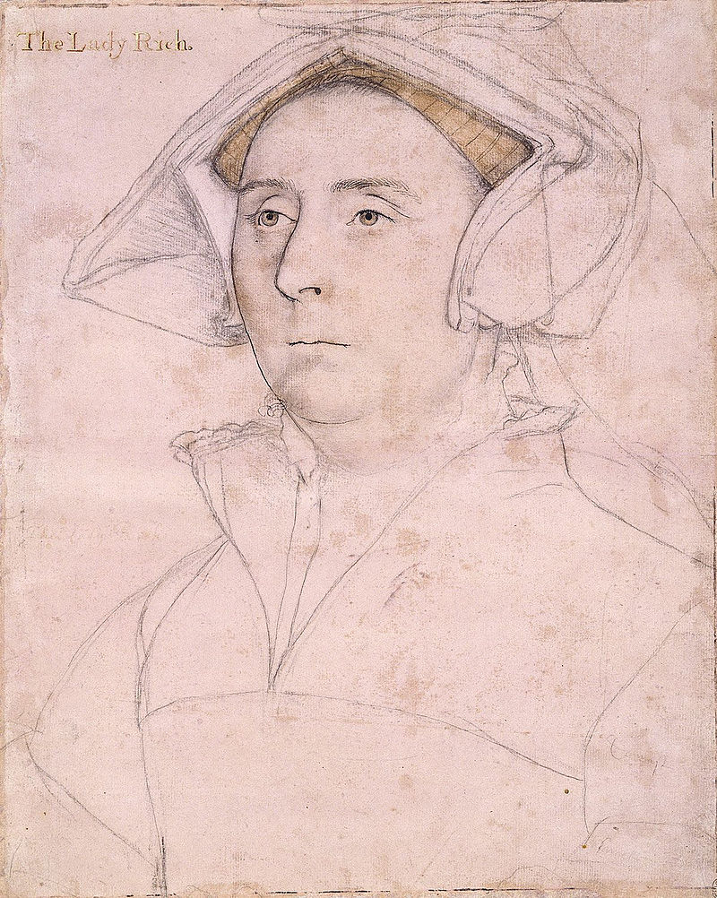 Elizabeth, moglie di Richard Rich