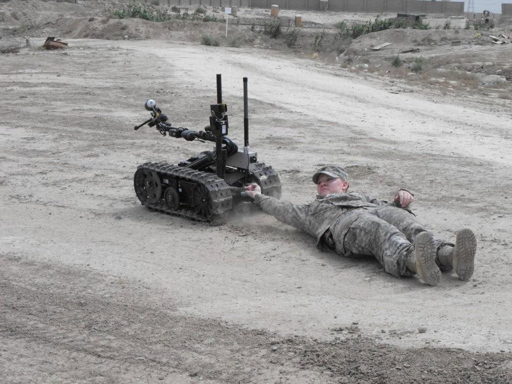Hanno anche buone capacità di trazione. Fotografia U.S. Army distribuita sotto licenza  CC BY 2.0