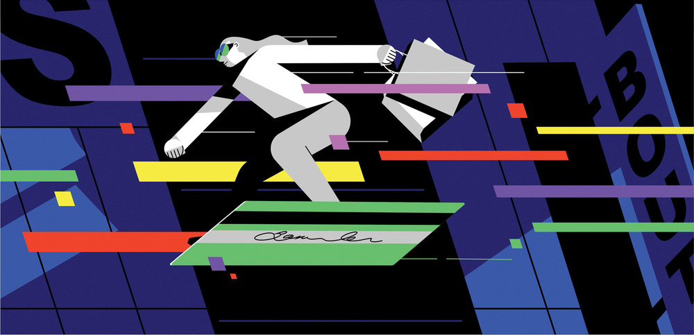 dale edwin murray freelance illustrator cloud raker editorial conceptual illustration