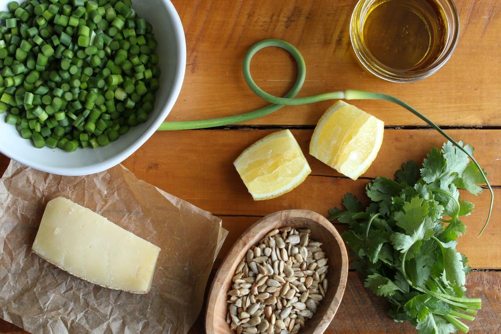 Pesto setup