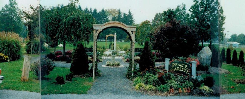 Garden Post Grant
