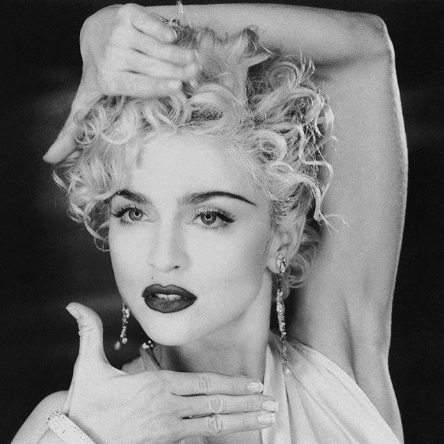 Salute - Madonna #madonna #vogue #legendary #icon