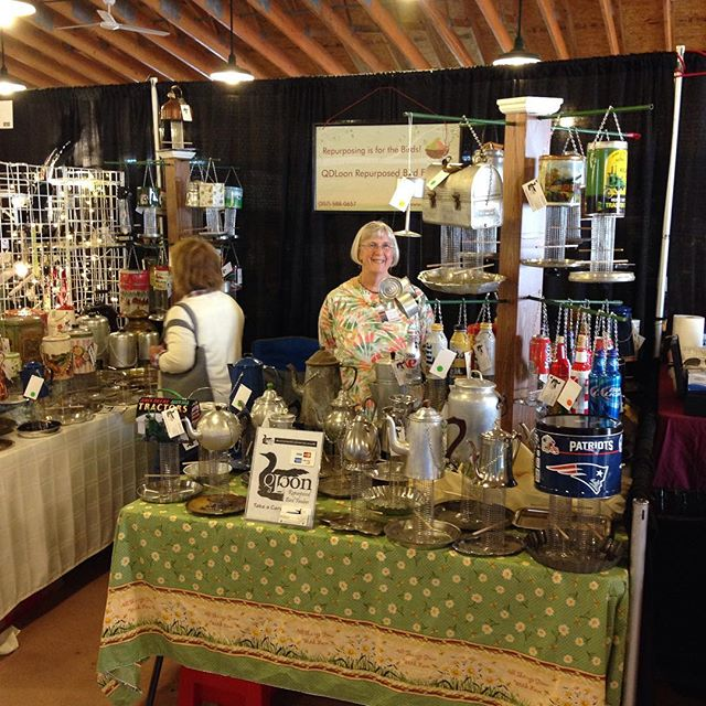 Home and Garden Show- Fryeburg Fairgrounds.  Today, tomorrow and Sunday.