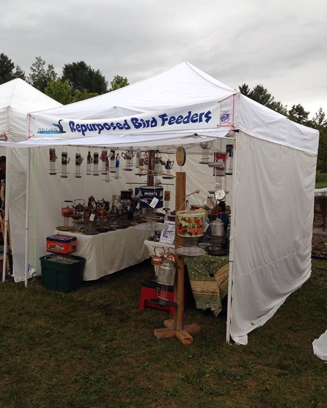 Common Ground Fair. We are in the Marketplace West and have plenty of feeders. Mention you saw this a receive a $2.00 discount.