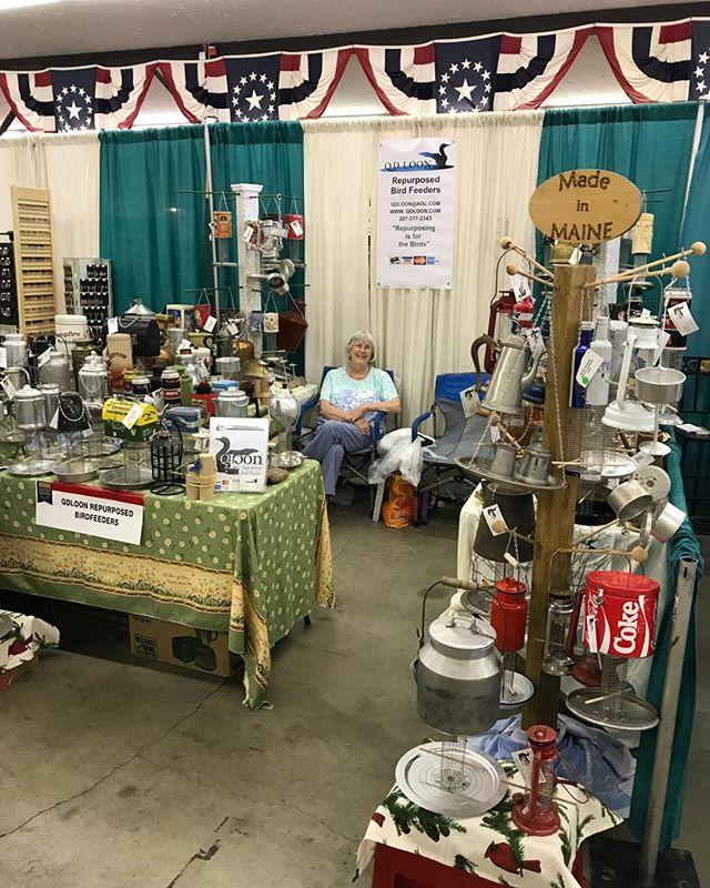Home, Garden and Flower Show today, Saturday and Sunday. Fryeburg Fairgrounds.