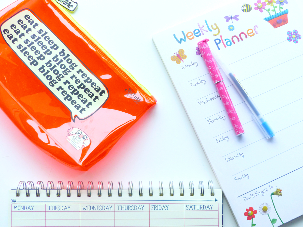 Develop a diary/calendar system