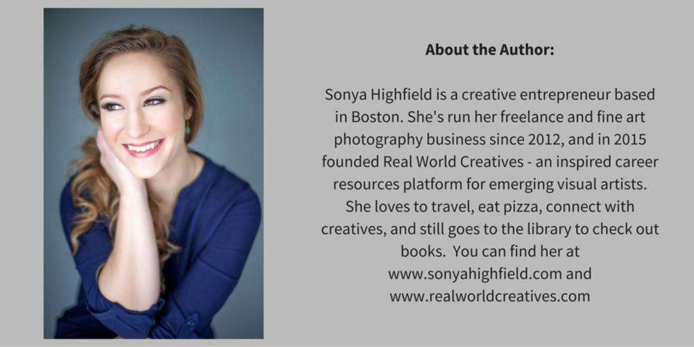 Sonya Highfield