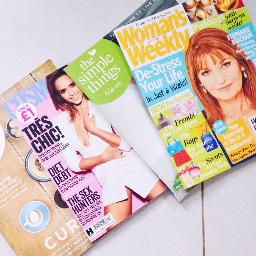 Magazines <3