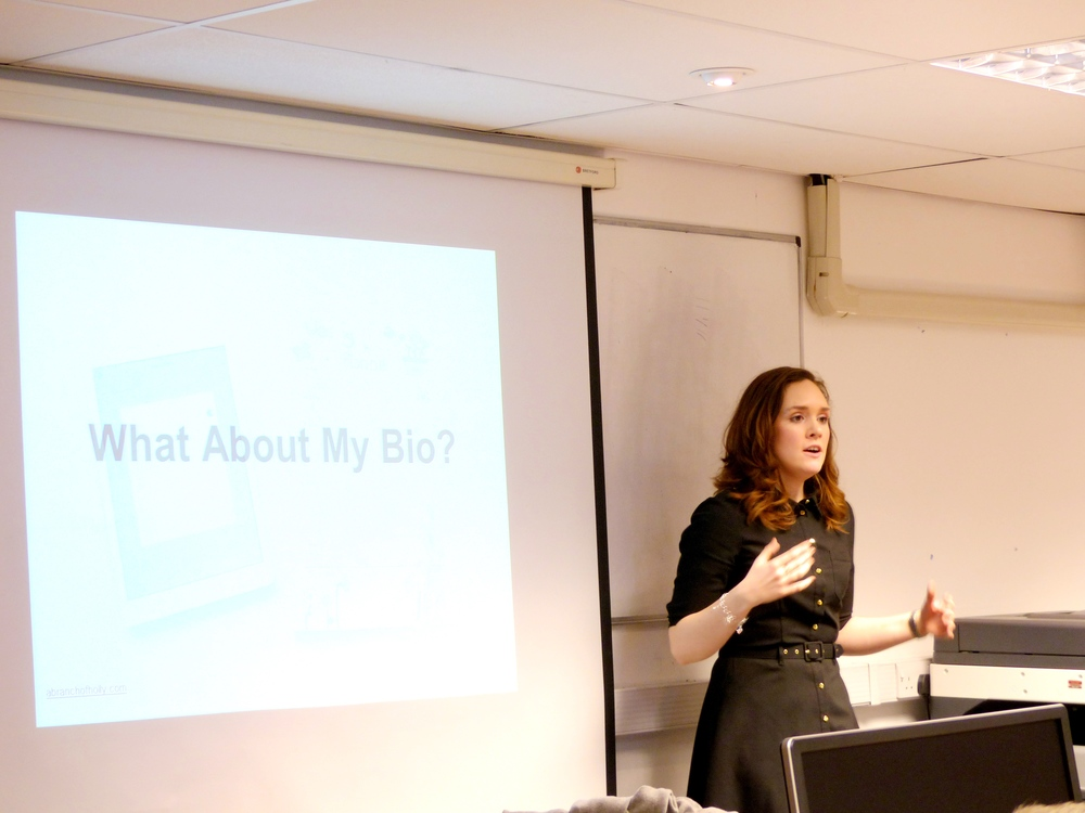 So You Want to Be a Professional Speaker? Here's My Story