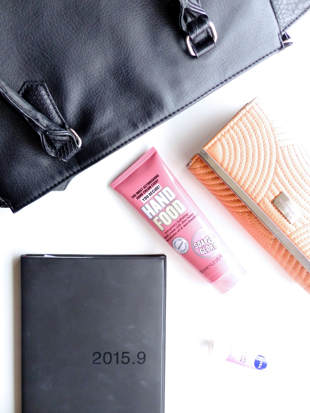 11 of My Insanely Useful Work Bag Essentials