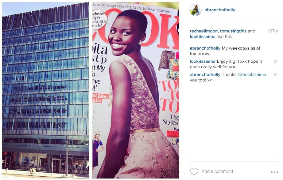 What I learnt from my look magazine internship