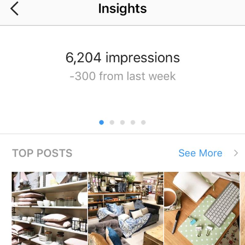 social media metrics - instagram